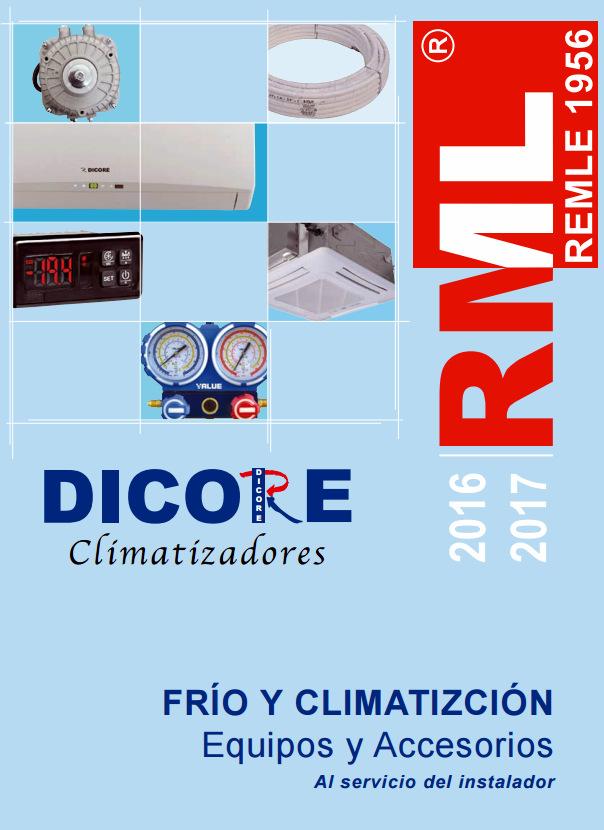 CATALOGO FRIO Y CLIMATIZACION EQUIPOS Y ACCESORIOS AL SERVICIO DEL INSTALADOR Y LAS COMUNIDADES