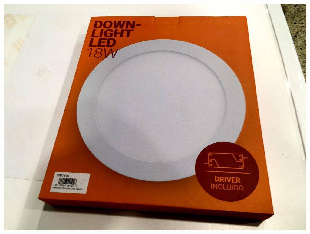 Comprar downlight led extraplanos en Eléctrica Antonio es un acierto, ya que tenemos los productos más baratos y con la mejor garantía del mercado. Preu Oferta DownLigth 8,41.€ unitat IGI inclòs