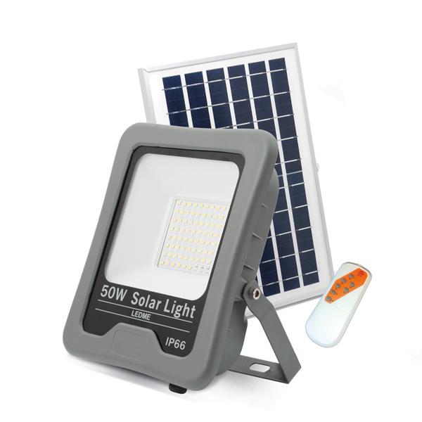 Foco Proyector LED Solar Neox 50W