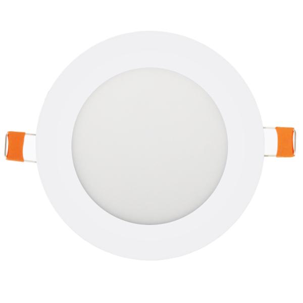 Panel LED Circular Serie Slim 6W