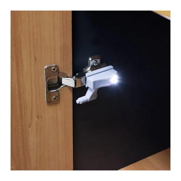 BisaLight LED para Bisagra para Armarios