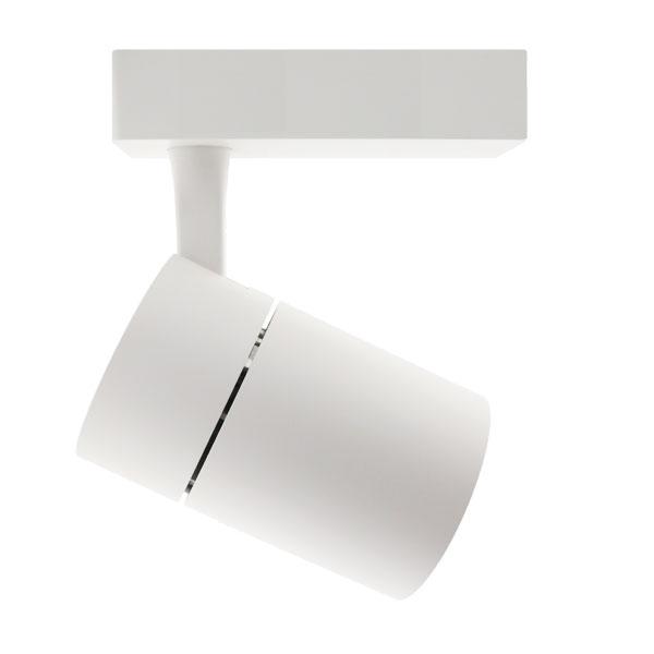 Foco LED para carril Clean 30W Monofásico botiga leds Andorra
