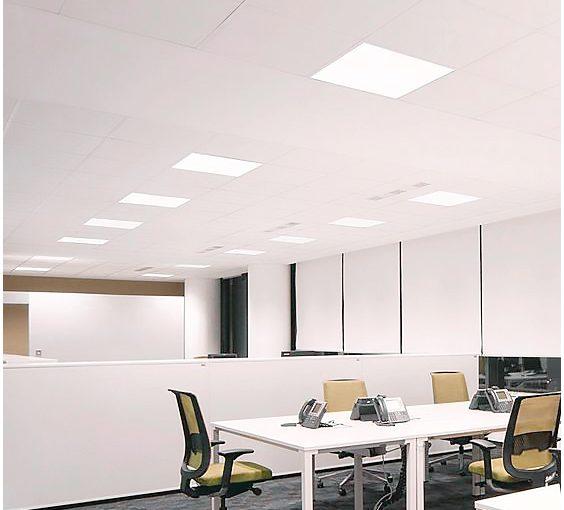 Panel LED Serie Trielle 60X60 cm 42W (Pack de 2)