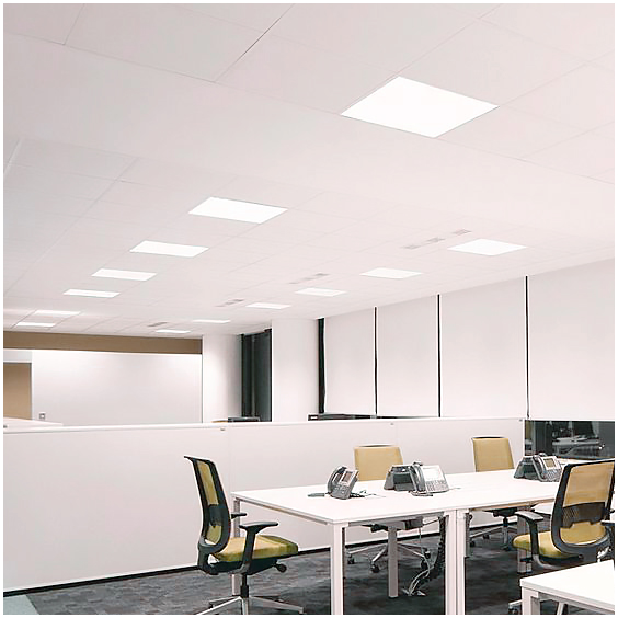 Panel LED Serie Trielle 60X60 cm 42W (Pack de 2)