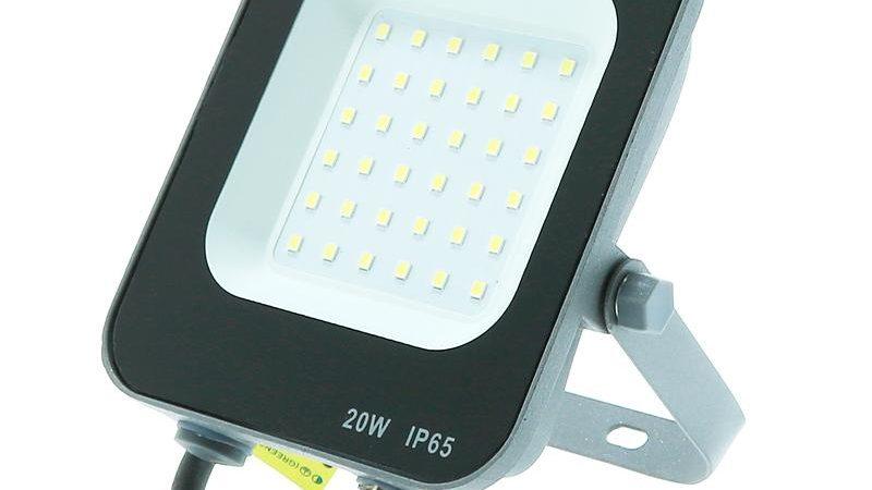 Foco Proyector Led Napoli 20W iluminación a los mejores precios de Andorra ofertas únicas